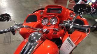 9. 2009 Harley-Davidson CVO Road Glide