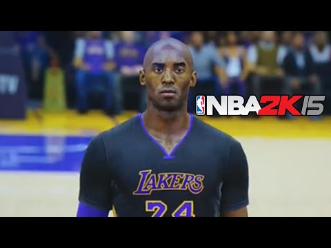 bryant - Check out Lakers vs Cavs Gameplay in NBA 2K15, taken in Madrid. Credit to https://twitter.com/javibbns for recording! Drop a LIKE!!! Subscribe to me on Youtu...