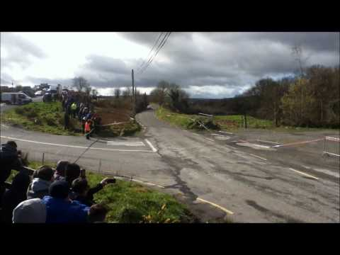 Circuit of Kerry Rally 2014 , Craig Breen Big Moment