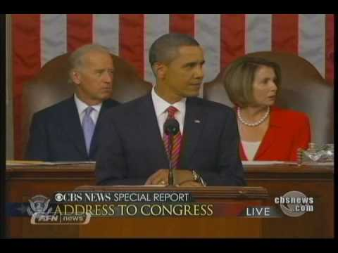 Obama Laughed At, Called Liar During Healthcare Speech to Congress