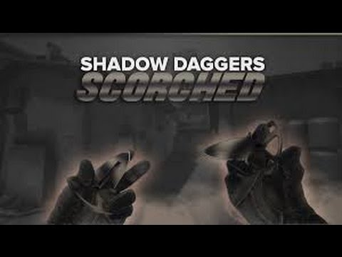 UGLY KNIVES CAN BE PRETTY TOO - (CSGO SHADOW DAGGERS KNIFE SHOWCASE)