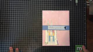 A quick little portfolio style mini album. I did the Disney Princess theme. The instructions and video tutorial are available for purchase. You can message me for details.