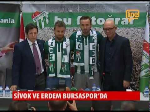 Sivok ve Erdem Bursaspor'da  -16 Haziran 2015-