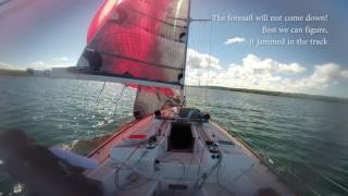 10. 2016 Bayfield Double Handed Race