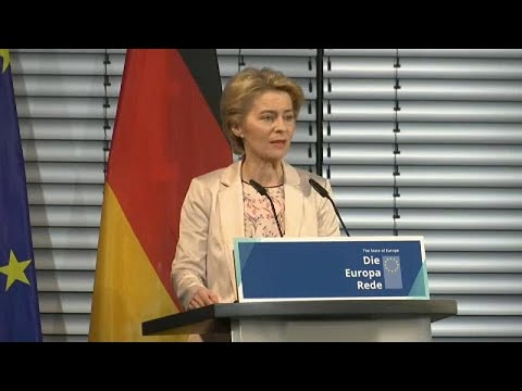 «Ασπίδα προστασίας της ελευθερίας» το ΝΑΤΟ λέει η φον ντερ Λάιεν…