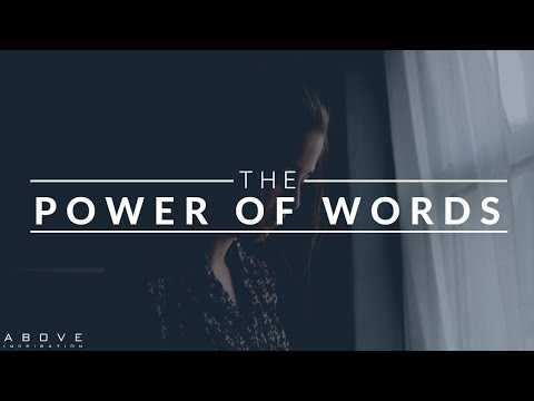 THE POWER OF WORDS | Speak Life | Encourage Others - Christian Motivation for Effective Faith
