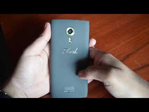 Alcatel Flash 2 India Hands on review, Camera and Specifications