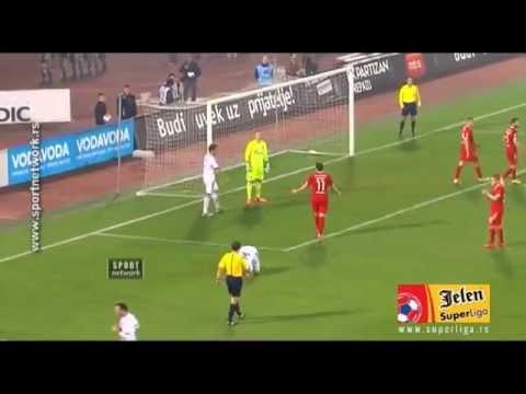 Partizan – Crvena zvezda 1:0 – gol Nikole Drinčića i video izveštaj sa utakmice (147 večiti derbi – 18. oktobar)