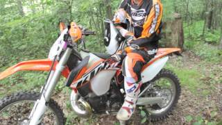 10. 2014 KTM Off-Road First Test: 2-Strokes & 4-Strokes