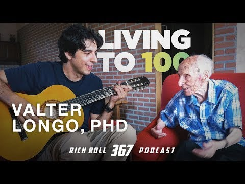 Live To 100: Valter Longo, PhD | Rich Roll Podcast