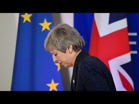 Brexit: Η Μέι χάνει μία ακόμα υπουργό