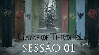 Gosta de Game of Thrones? Gosta de RPG? Que tal fazer um aquecimento para a série, assistindo uma campanha transmitida...