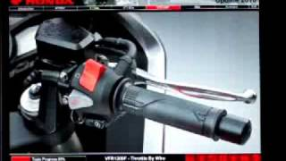 7. VFR1200 Technincal Specs (Part 1 of 2)