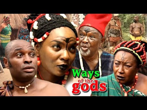 Ways Of The Gods Season 2 - Chioma Chukwuka 2018 Latest Nigerian Nollywood Trending Movie| Full Hd