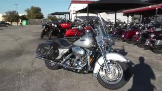 8. 704413 - 2005 Harley Davidson Road King Classic FLHRCI - Used Motorcycle For Sale