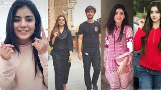 Latest TikTok video of Areeka Haq &  Jannat  mirza | new video 2019 ||