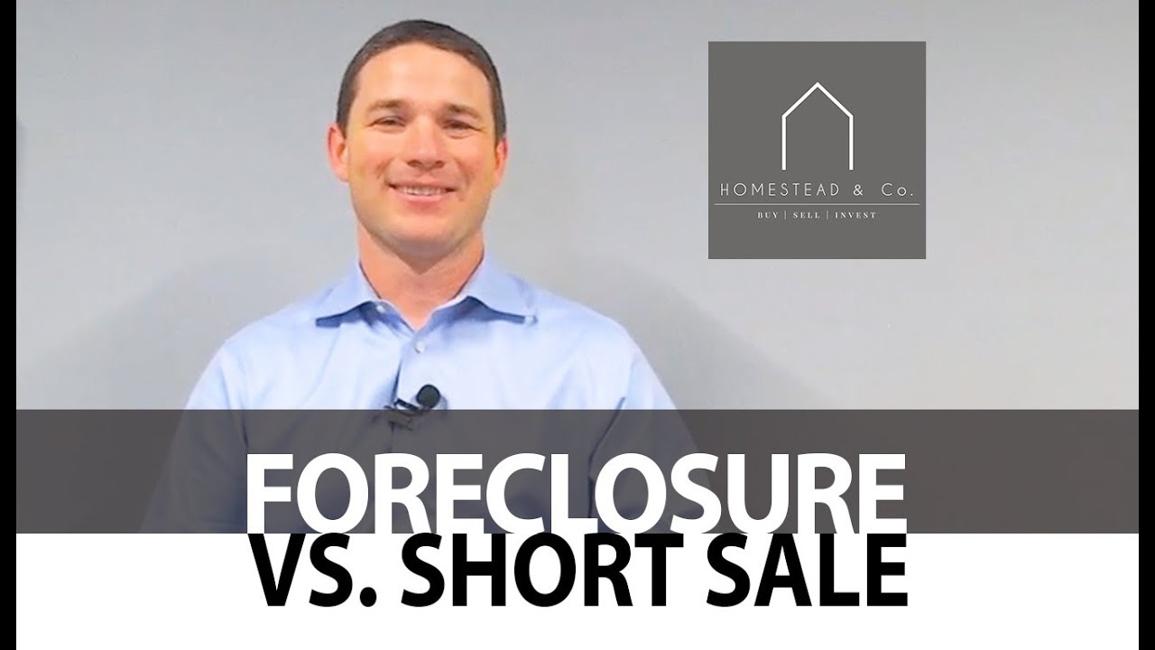 What's the Difference Between a Foreclosure and a Short Sale?