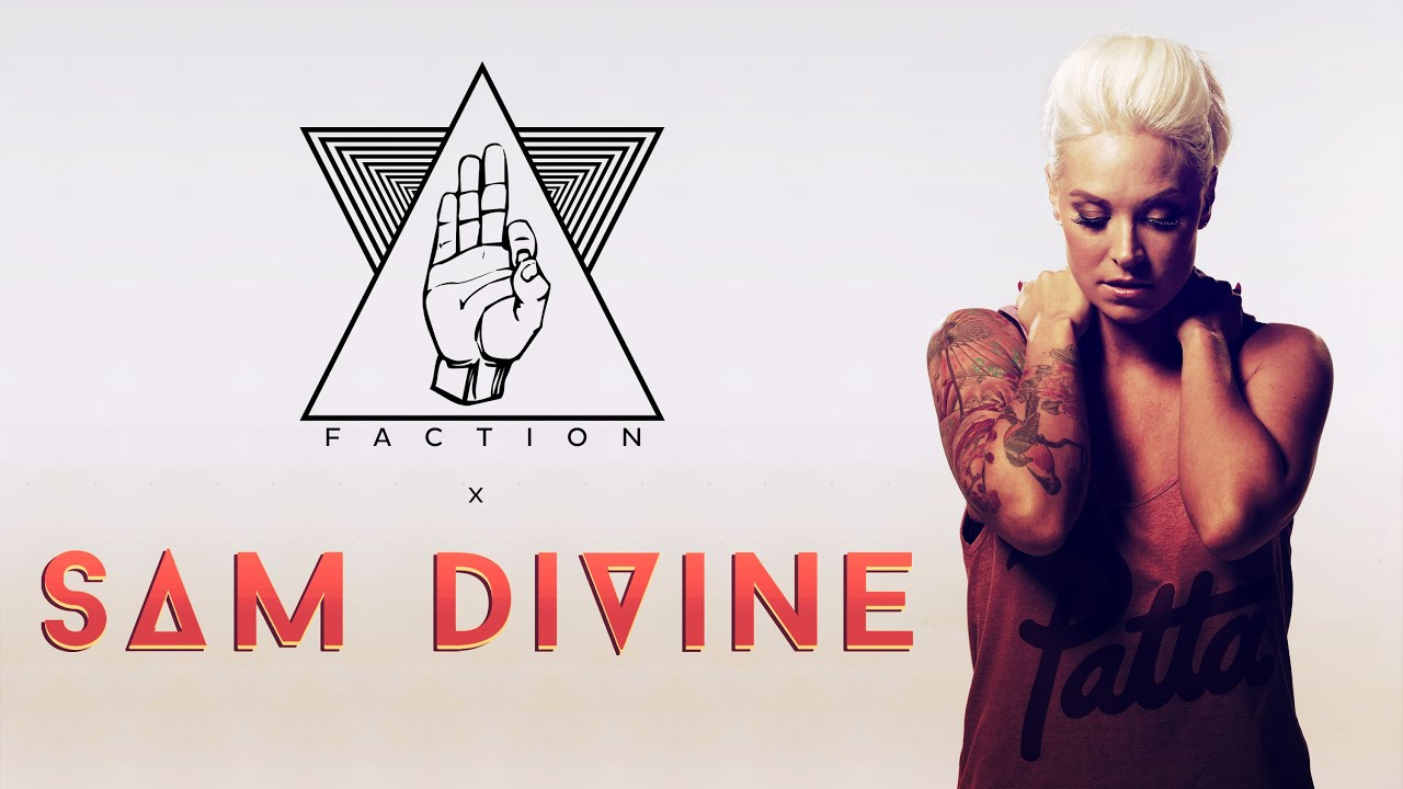 Sam Divine - Live @ Faction 2015