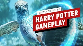 24 Minutes of Harry Potter: Wizards Unite Mobile Gameplay by IGN