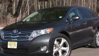 2010 Toyota Venza V6 AWD - Drive Time Review