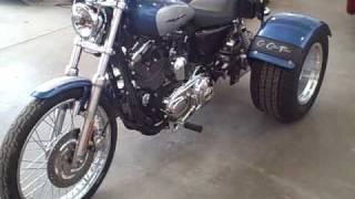 1. 2006 Harley Sportster 1200 Trike Sold!