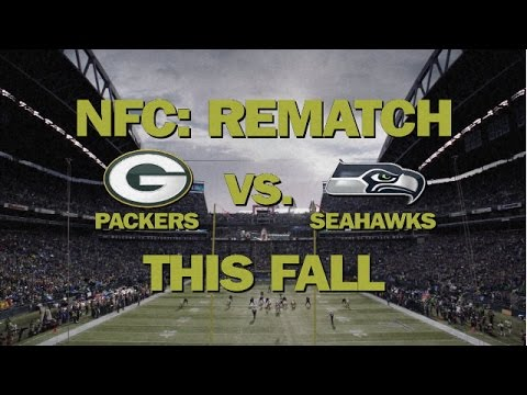 Packers vs. Seahawks 2015 NFL Season preview: NFC – Rematch