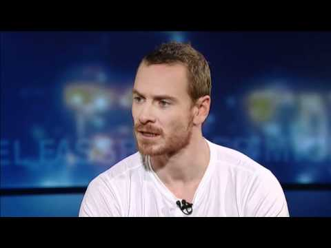 Michael Fassbender - http://www.strombo.com George interviews actor Michael Fassbender.