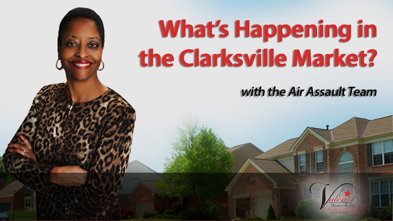 The Latest Stats From Our Hot Clarksville Market