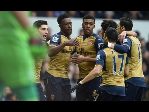 Everton vs Arsenal 0-2 All Goals & highlights EPL 19-3-16