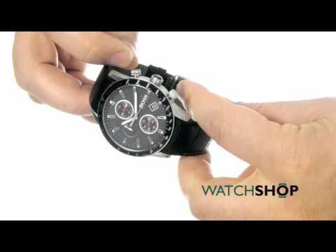 Hugo Boss Men's Rafale Chronograph Watch (1513390)