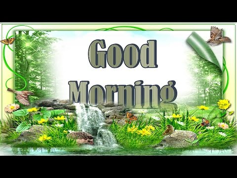 Good morning quotes - Animated Good Morning Greetings with Inspirational quotes and Quotes on life and Positive thoughts