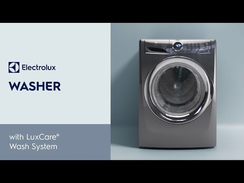 LUXCARE™ WASH SYSTEM FROM ELECTROLUX