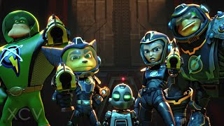 Nonton Ratchet   Clank  2016  All Cutscenes   Cinematics   Ps4 Film Subtitle Indonesia Streaming Movie Download