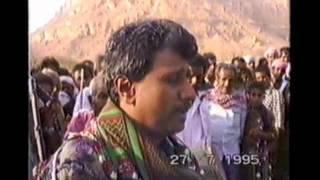 زامل في العرسمه -زواج باخشب 1995
