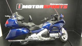 8. 2014 Honda Gold Wing Audio Comfort A2877 @ iMotorsports