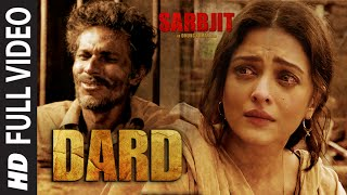 Nonton Dard Full Video Song   Sarbjit   Randeep Hooda  Aishwarya Rai Bachchan   Sonu Nigam   T Series Film Subtitle Indonesia Streaming Movie Download