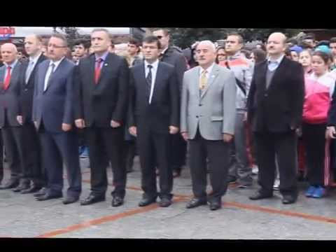 Pazar'da Atatürk özlem ve saygıyla anıldı 2015