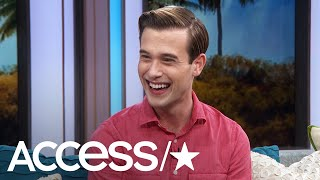 Video 'Hollywood Medium' Tyler Henry Talks Connecting With Michael Jackson For La Toya Jackson | Access MP3, 3GP, MP4, WEBM, AVI, FLV September 2018