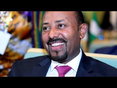Äthiopien: Friedensnobelpreis für Ministerpräsident Ah ...