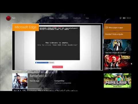 Nesbox - Como Emular e Jogar SUPER NINTENDO e MEGADRIVE no XBOX ONE