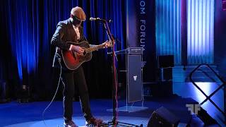 """American musician K.S. Rhoads performs the song """"Orphaned"""" at Oslo Freedom Forum 2013 www.OsloFreedomForum.com..."""
