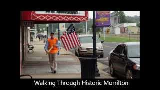 Morrilton (AR) United States  city photos : Day #97 (Morrilton, AR) of Pastor Chick's Walk Across America