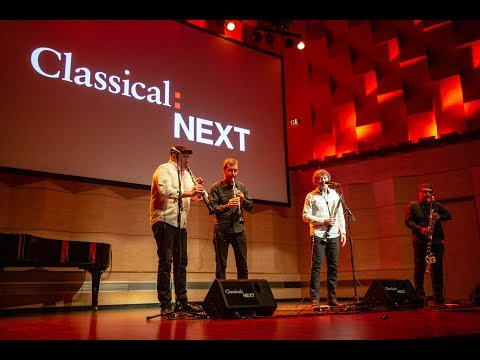 CLARINET FACTORY live - Classical Next 2019