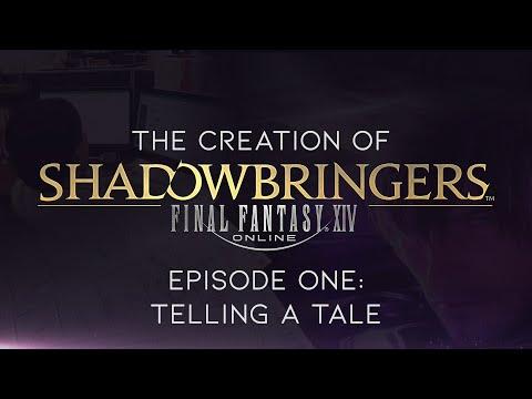 Final Fantasy XIV: Shadowbringers : Episode One: Telling a Tale