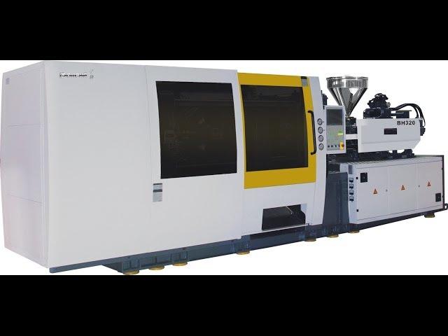 HASTEK BORCHE || BH Serisi Hızlı Plastik Enjeksiyon Makinesi