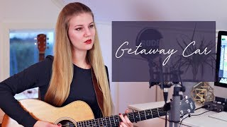 Getaway Car - Taylor Swift (cover by Cillan Andersson)