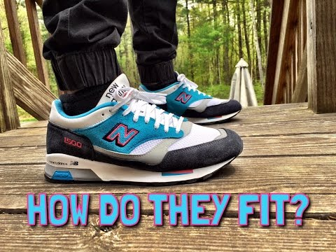 How Do New Balance 1500's Fit?