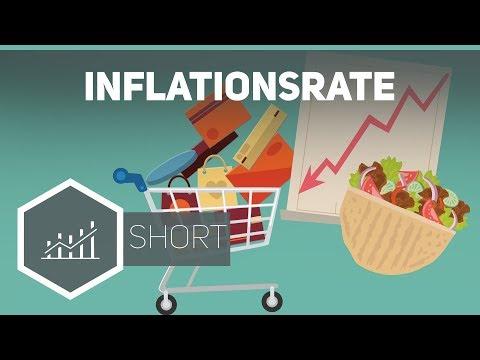 Inflationsrate - Grundelemente der Makroökonomie 7