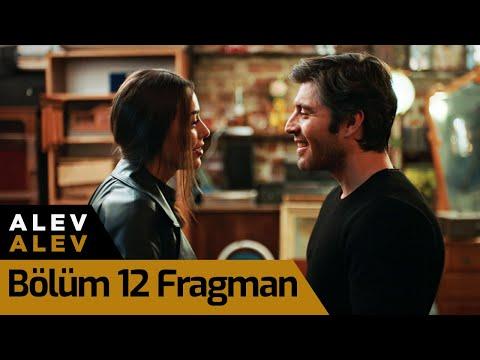 Alev Alev 12. Bölüm Fragman