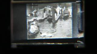 Henley on Thames United Kingdom  city pictures gallery : Kinora Picture Reel: Boats at Henley-on-Thames, UK, ca. 1910